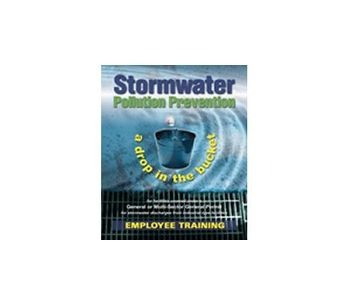 Stormwater Pollution Prevention: `A Drop in the Bucket`-1