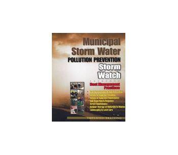 `Storm Watch` - Municipal Stormwater Pollution Prevention