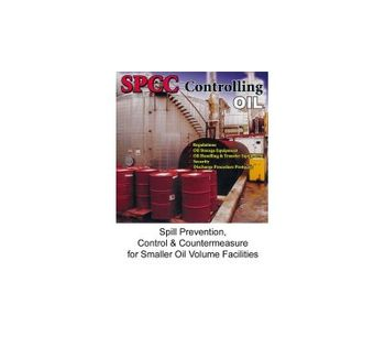 Controlling Oil SPCC Training for Smaller Oil Volume Facilities