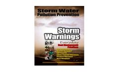 Storm Warnings: Stormwater Pollution Prevention