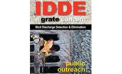 IDDE - a Grate Concern (Public Outreach)