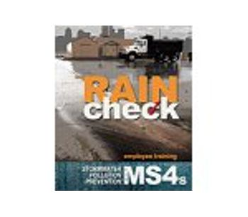 `Rain Check` - Stormwater Pollution Prevention Training for MS4s