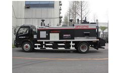 Metong - Model LMT5120TYHZ - Infrared Asphalt Repair Heater