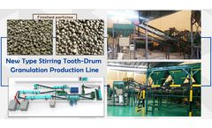Production technology of bio organic fertilizer and factors affecting safety