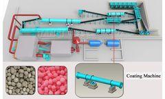 Operation precautions of NPK fertilizer granulation coating