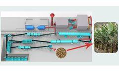 NPK Compound Fertilizer Development and Fertilizer Plant Production