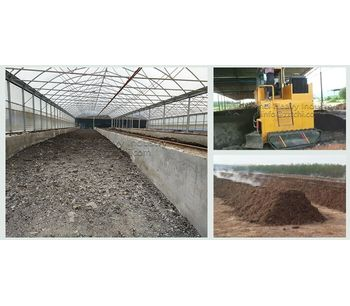 Organic fertilizer turner is the core of aerobic composting