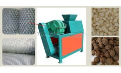 How to solve the problem that the powder of roller granulator is not granulated