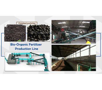 Why buy modern organic fertilizer processing machine