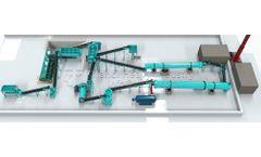 Bio-organic Fertilizer Production Line Equipment