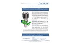 Fluidion - Model RS-14V - Automatic Fluid Sampler Brochure