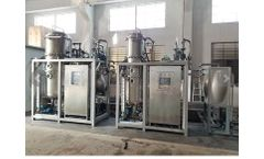 Longhope - Model V-HP-TF - Vacuum Evaporator