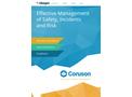 Coruson - Enterprise Cloud-Based Safety Software Brochure