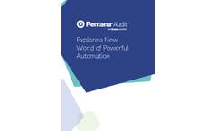 Pentana - Audit Management Software Brochure