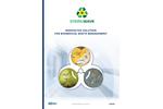 Sterilwave - Model 440 - Biomedical Waste Management System Brochure