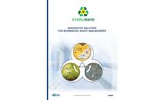 Sterilwave - Model 250 - Biomedical Waste Management System Brochure