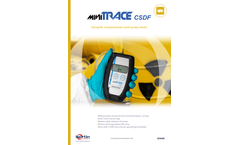 MiniTRACE - Model CSDF - Multifunction Instrument Brochure