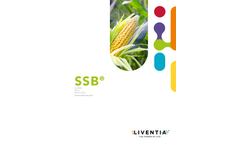 Liventia - Model SSB - Microbial Soil Inoculant Brochure