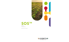 Liventia - Model SOS - Nitrogen Fertilizer for Soil  Brochure