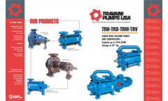Liquid Ring Vacuum Pumps & Compressors