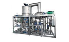 IWE - Model HWS R Series - Industrial Water Evaporators