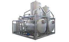 IWE - Model HWS DE Series - Industrial Water Evaporators