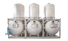 IWE - Model HWS TE Series - Industrial Water Evaporators