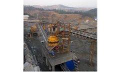 JXSC - Model 1000t/h - Sand Making Production Line Plant