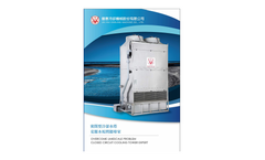 JIN HUI - Catalog of Closed Circuit Cooling Tower / Chillers / Tube Cleaner