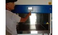 Biobase Biological Safety Cabinet Video