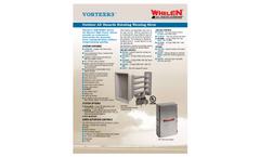 Vortex - Model R3 - Hazard High Power Sirens System Brochure