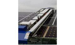 Solmaks - Model EW - Length Adjustable Cleaning Unit