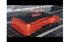 Solar Panels Cleaning Robot