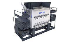GEP-Ecotech - Model GE Series - Europe Type Fine Shredder