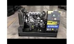Genlitec Power Gyd25 Diesel Generator Set Video