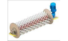 IDM - Model DET10 - Aeration Rotor / Surface Aerator
