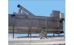 IDM - Model DET54 - Compact Pretreatment Plant