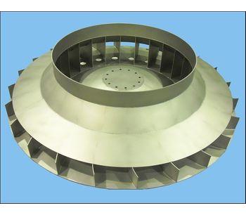 IDM - Model DET05 - Aeration Turbine