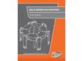 Mr-Manhole - Model Gold Series Six - Shooter Manual