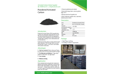 Powdered Activated Carbon Introduction Brochure