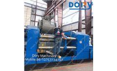 Dory - Model YFJ-SG - Screw Type Valve Test Bench