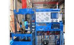 Dory - Model YFJ-A - Safety Valve Test Bench with Bubble Counter