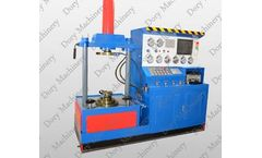 Dory - Model YFJ-L300 - Vertical Valves Test Bench with Touch Screen