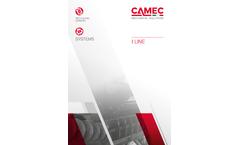 Camec - Model SRF-RDF - Industrial Recycling Systems Brochure