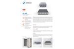 Aereco - Model DX Hub - Activate Air Supply Distribution Box Brochure