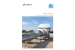 Aereco - Model AWN Eco+ - Exhaust Fans with Heat Recovery Brochure