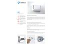 Aereco - Model EHT - Wall Humidity Sensitive Air Inlet Brochure