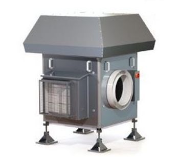 Aereco - Model AWN Eco+ - Exhaust Fans with Heat Recovery