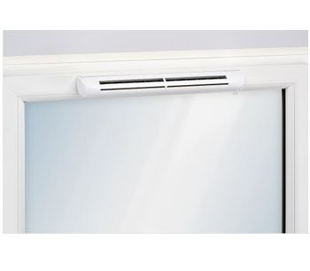 Aereco - Model EHA² - Acoustic Humidity Sensitive Air Inlet for Windows