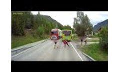 Senseair Safe Start Gamla Uppsala Buss Video